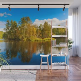 Indian summer Wall Mural