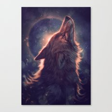 Dust Clears Canvas Print