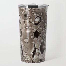 Tanz der Geishas Travel Mug