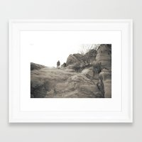 suits Framed Art Prints featuring suits by grandmasterstef