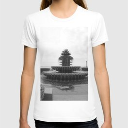 Pineapple Fountain Charleston River Park T-shirt