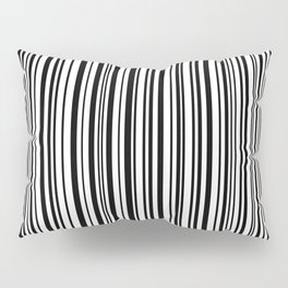 Barcode #1 Pillow Sham