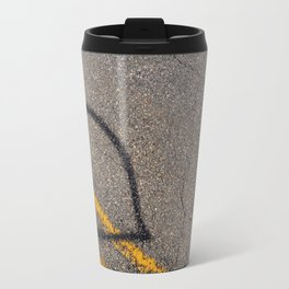 Leave Your Heart on the Road Travel Mug