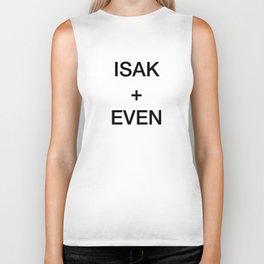 ISAK + EVEN Biker Tank