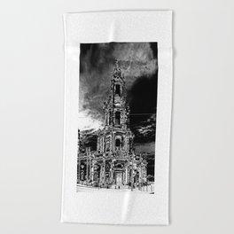 Church Beach Towel
