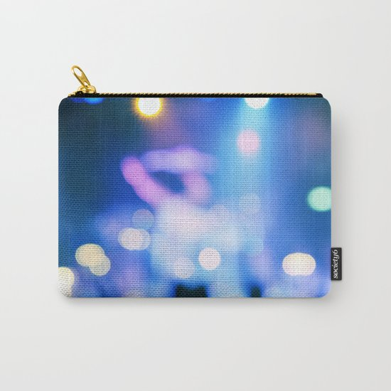 It's Party Time #2 #Blue Carry-All Pouch