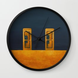 Let's talk Wall Clock