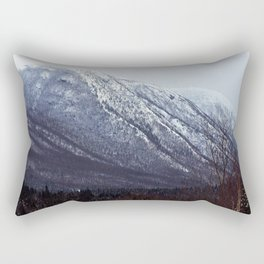 Squid Mountain Rectangular Pillow