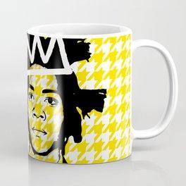 BASQUIAT YELLOW Coffee Mug