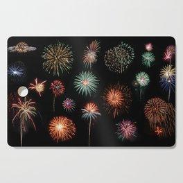 Fireworks Extravaganza Cutting Board