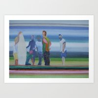 The Happiest Days of Our Lives Art Print