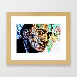Be Mad!  Framed Art Print