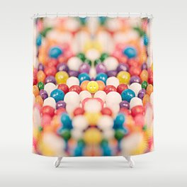 Subliminal Shower Curtain