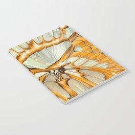 GOLDEN ORANGE – Wing Series Notebook