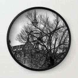 Trans Allegheny Lunatic Asylum Wall Clock