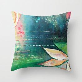 Bird of Peace Throw Pillow
