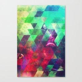 gylyxxtyx fryymwrrk Canvas Print