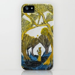 In the Hollow iPhone Case