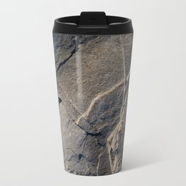 These Walls are Made of Rock Travel Mug