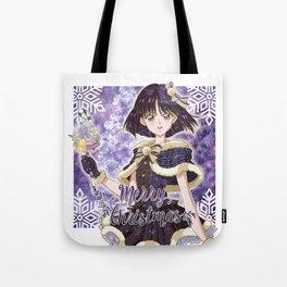 Merry Xmas Hotaru! Tote Bag