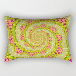 Wonderfull POWER SPIRAL SUNNY Rectangular Pillow