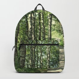 walk in the bog Backpack