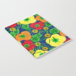 Vibrant Veggies Notebook