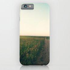 Country Roads (Rural South Dakota) Slim Case iPhone 6s