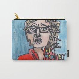 Elizabeth Warren Carry-All Pouch