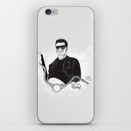 Heroes - The Man iPhone Skin