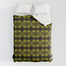 Shells Lace Patterns Comforters