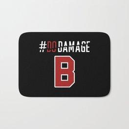 Do Damage Boston Baseball Bath Mat