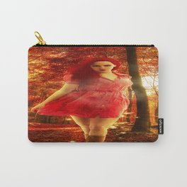 WindFlower.. Carry-All Pouch