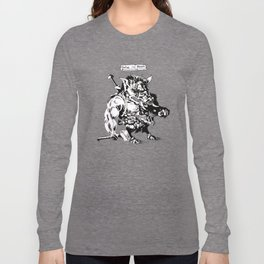Ontok the Meaty Long Sleeve T-shirt