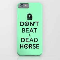 Seriously... Slim Case iPhone 6s