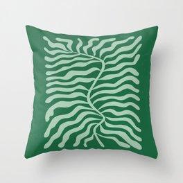 Fun Sage: Matisse Edition Throw Pillow