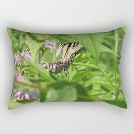 Tiger Swallowtail Rectangular Pillow