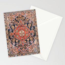 Djosan Poshti West Persian Rug Print Stationery Cards