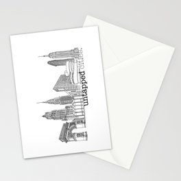 Untapped Cities Stationery Cards