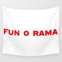FUN O RAMA Wall Tapestry