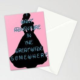 Princess Belle Stationery Cards