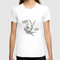 sparrow T-shirts featuring Sparrow by Vin Zzep