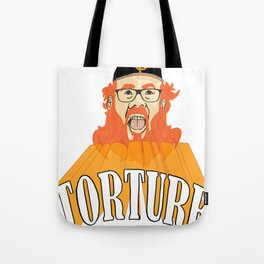San Francisco Baseball Torture Tote Bag