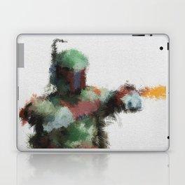 Bounty Hunter: Boba Fett Laptop & iPad Skin