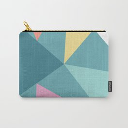 Modern Geometric 48 Carry-All Pouch