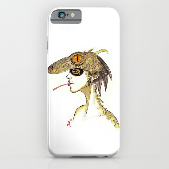 The Masquerade:  The Iguana iPhone & iPod Case