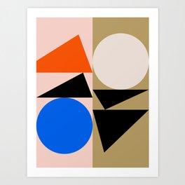 Abstract Art II Art Print