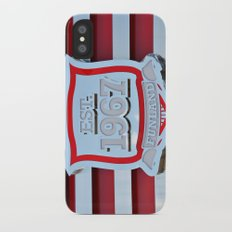 1967 Funland iPhone X Slim Case