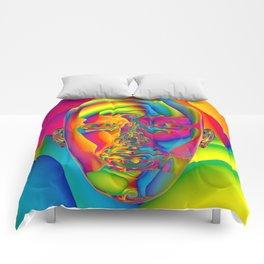 Inward Refraction Comforters