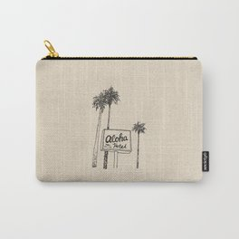 Aloha Hotel Carry-All Pouch